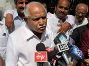 Karnataka elections: Yeddy wins from Shikaripura, aide Shobha faces defeat