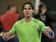 Nadal survives Gulbis scare, Williams run continues