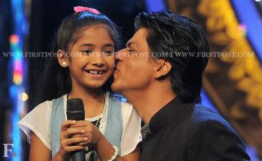 ... , Deepika's Chennai Express stops by Indian Idol Junior - Firstpost