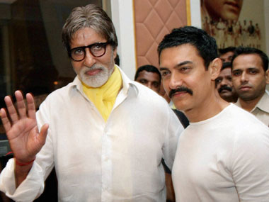 Aamir Khan on Thugs of Hindostan co-star: Watching Amitabh Bachchan on-screen is 'fulfilling'