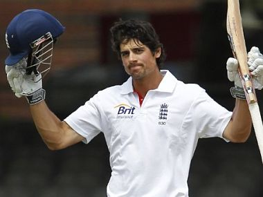 Alistair Cook has the makings of a star