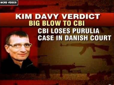 Danish court rejects Davys extradition to India