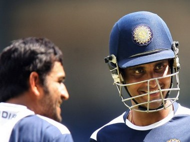 Why Dhonis captain cool and Ganguly captain hot