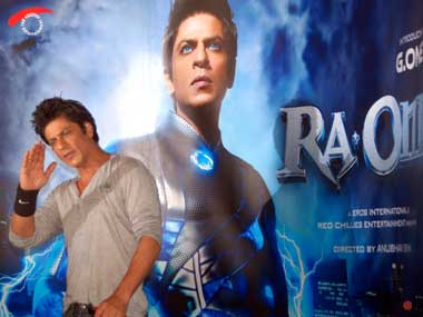 SRK stands by RaOnes producer Morani