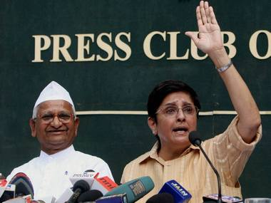 Govt's Lokpal draft is a joke on the nation: Hazare | Firstpost