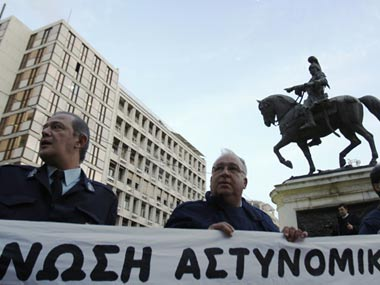 IMF to the rescue releases 46 billion for Greece bailout