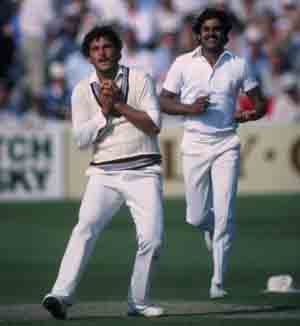 Roger Binny was a vital part of many Indian teams. Getty Images