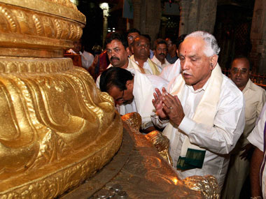 Karnataka HC reserves verdict on Yeddyurappa's petition | Firstpost