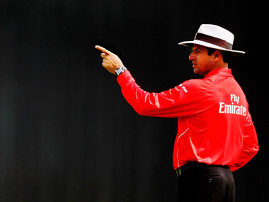 Aleem Dar. Getty Images.