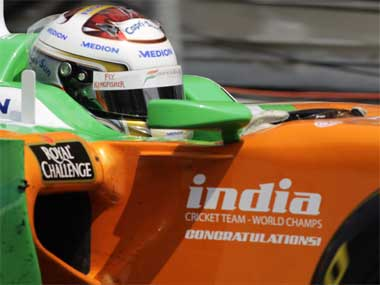 Indian GP We have inprinciple approval from customs says JPSI