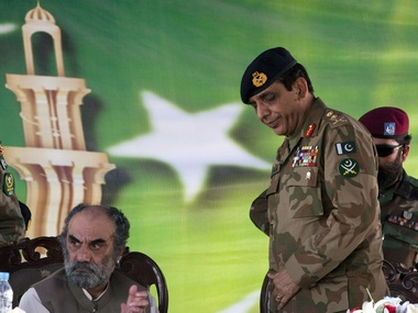 Will not take military action against Haqqani network: Pak | Firstpost