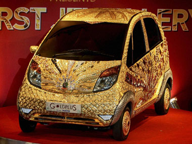 Why a goldplated Nano will do little for Tatas failing car