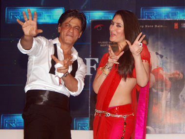 the night away on the two hit tracks of the film – Chamak Challo ...
