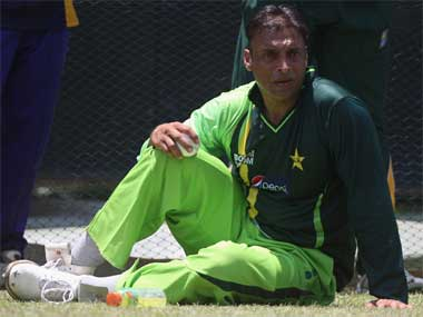 Inzamam-ul-Haq the best batsman I ever bowled to, says Shoaib Akhtar