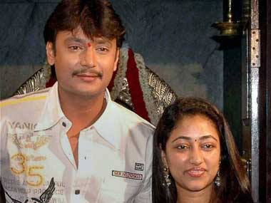 Shocker: Darshan's wife forgives and makes-up