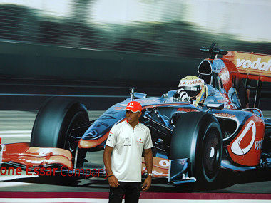 Formula One race set for New Jersey in 2013