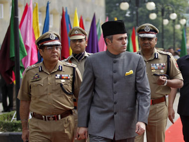 AFSPA: Omar seeks to reap peace dividend; why can't he involve ...