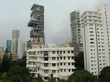 Autorickshaw woes Ambani in Antilla and CCTV for Mumbai