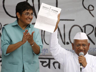 Is Team Anna less 'Team' and more 'Anna'? Jury is out | Firstpost