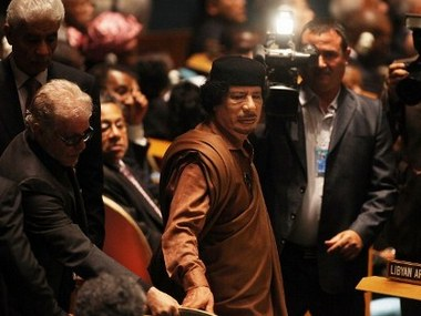 The moral of Gaddafi: Old dictators can run, but they cannot hide
