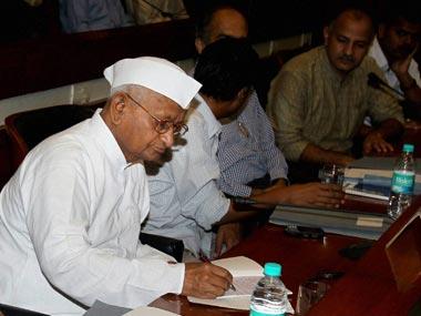 Anna Hazare, Latest News/Blogs on Anna Hazare | Firstpost