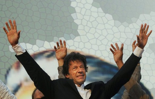 Imran Khan says army ISI will be kept under check