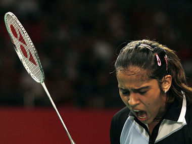 Perhaps all Saina needs is a change of pace. Reuters