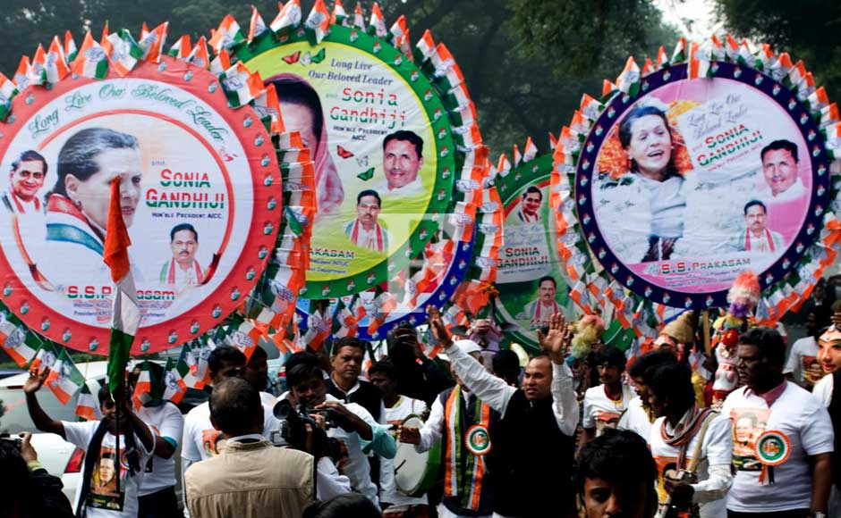 Sonia might want to ignore 65th birthday, but her fans won't