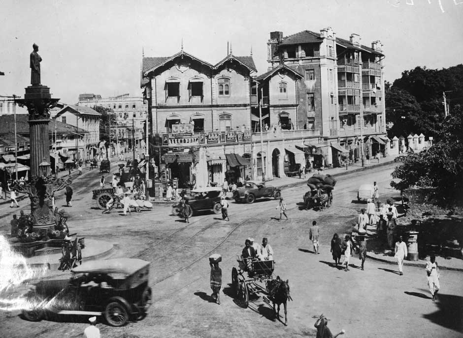 Bombay's date with picture history: VT, Taj Mahal Hotel
