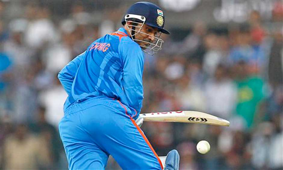 Virender Sehwag: The magical 200 that made history