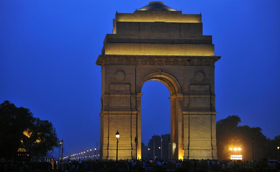Images: The grand old buildings of Imperial Delhi