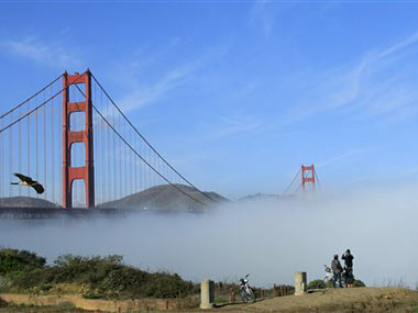 San Francisco launches 75th Golden Gate anniversary