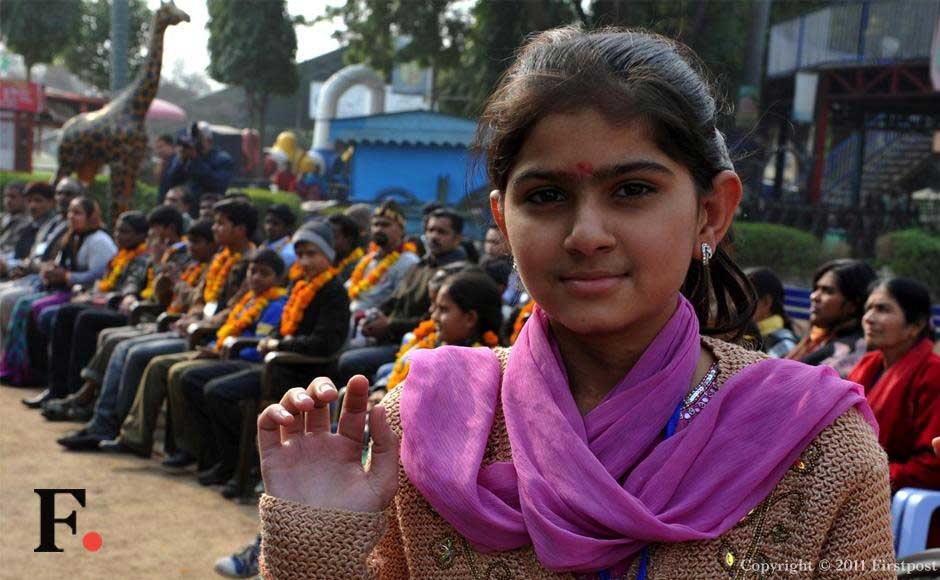 Images: India's youngest brave-hearts