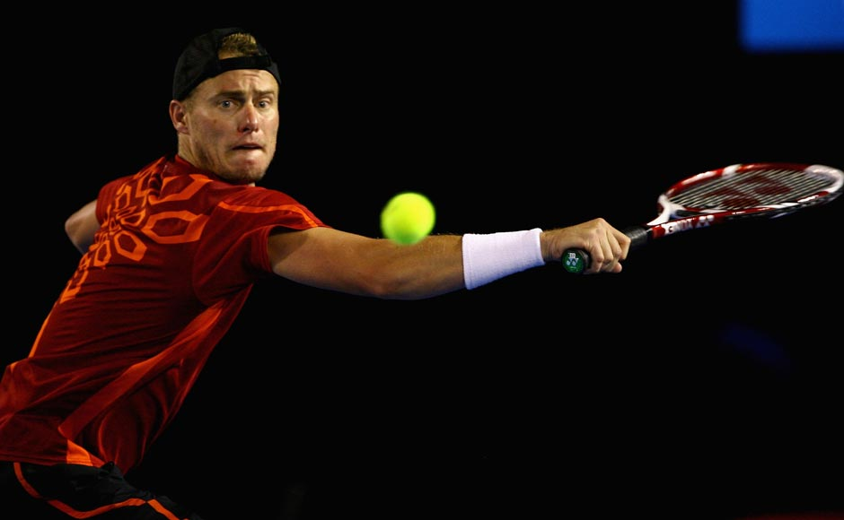 Images: The many faces of Lleyton Hewitt