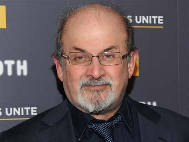 Fresh row over Rushdie doubts over video link