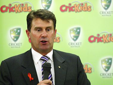 File image of former Australia captain Mark Taylor. Getty Images