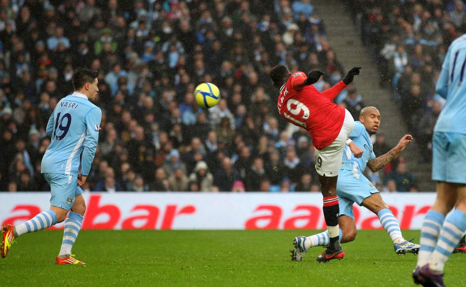 Images: City take Manchester derby down to the wire