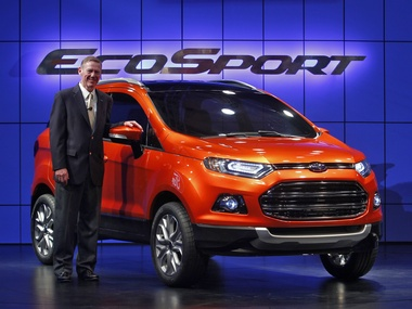 Why Fords EcoSport launch is significant for India
