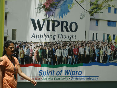Wipro Q3 net jumps 104 to Rs 1456 crore