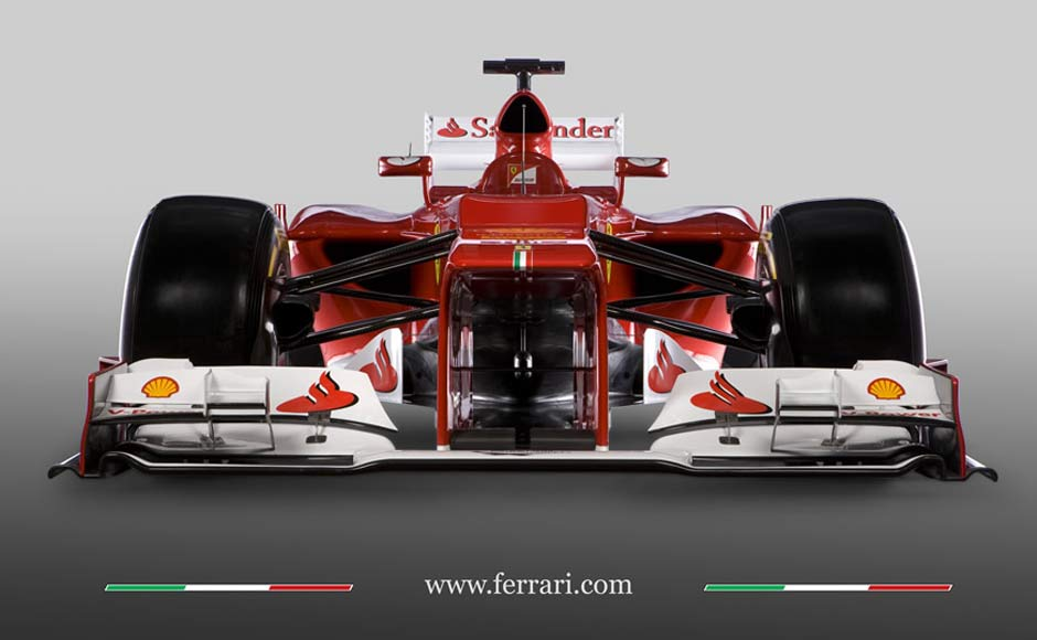 Images: Ferrari, Force India and Mclaren's unveil their new cars