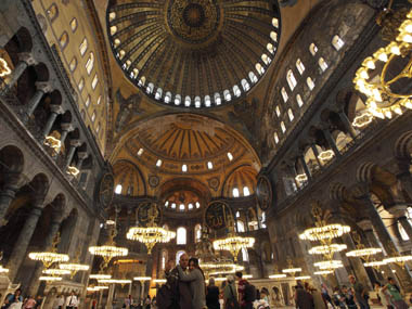 Turkish delights Eight reasons to give Istanbul a whirl