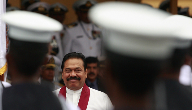 Rajapaksa double-speak holds Sri Lanka captive to its history