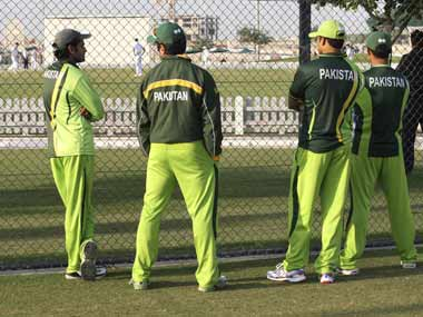 Pak cricketers/ Reuters