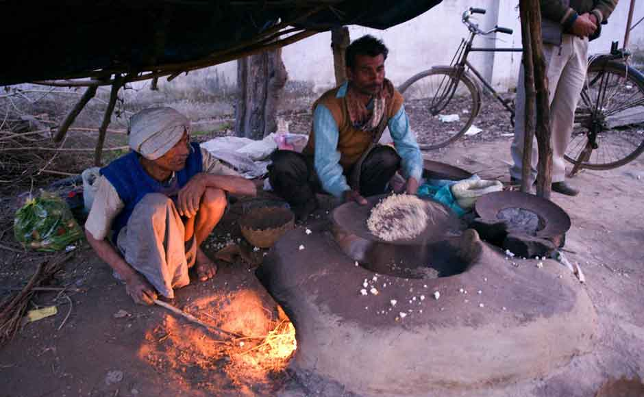 Images: Voter Prahlad and his life in Ranipur