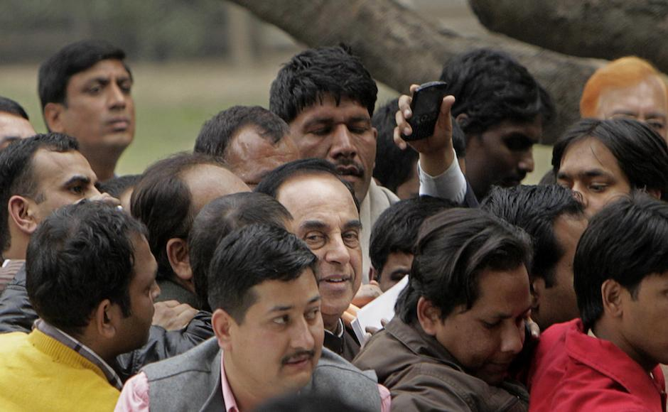 Images: The faces of India's Telecom Scandal