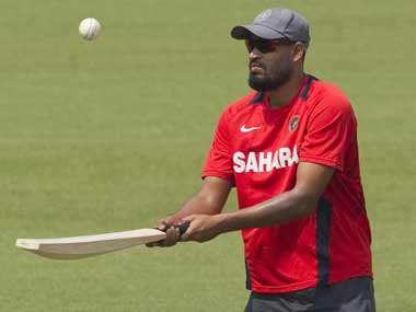 Yusuf Pathan gets a game. Reuters