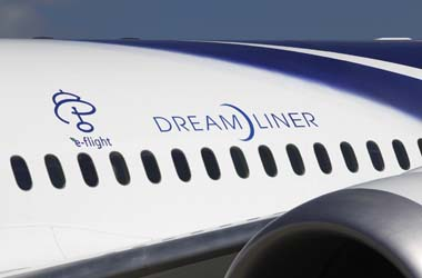 Dreamliner lands in India for the first time