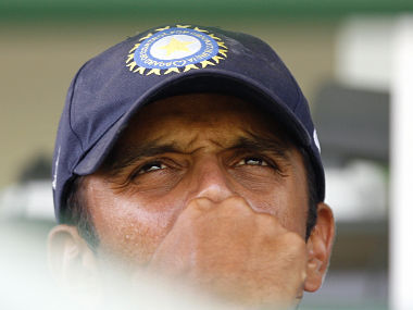 File picture of Rahul Dravid. Reuters
