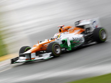 This could be Sahara Force Indias best year in F1