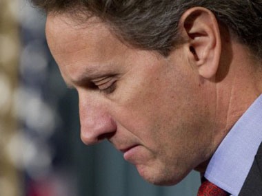 Geithner warns EU against hasty growth measures
